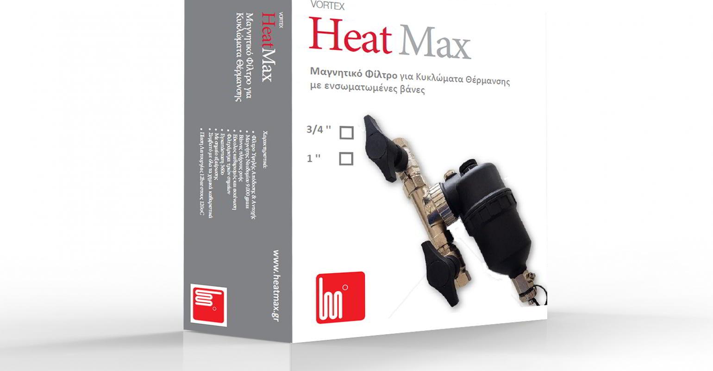 heatmax filtra axesouar basic