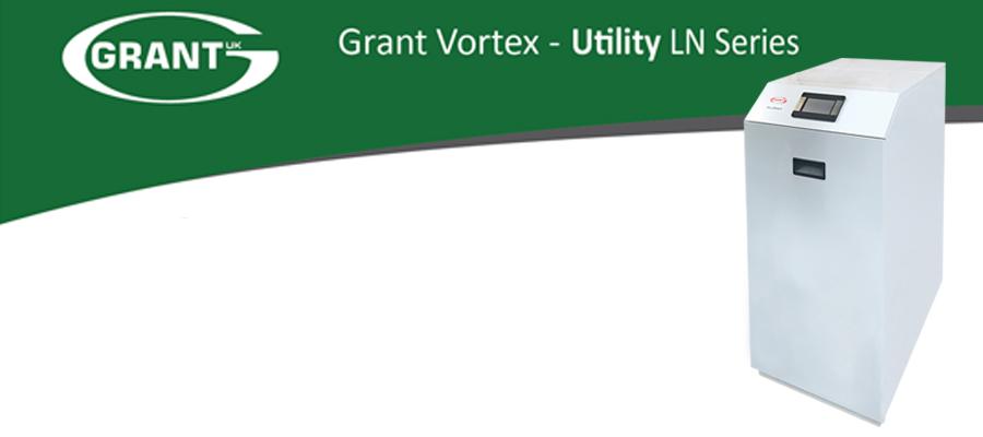 Grant Vortex Utility LN Series timeline